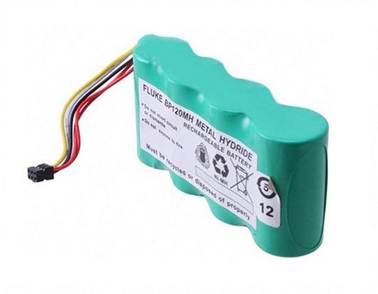High Quality Fluke BP120MH Battery For Fluke Biomedical Corp 43 123 43B BP120 Battery The Newest