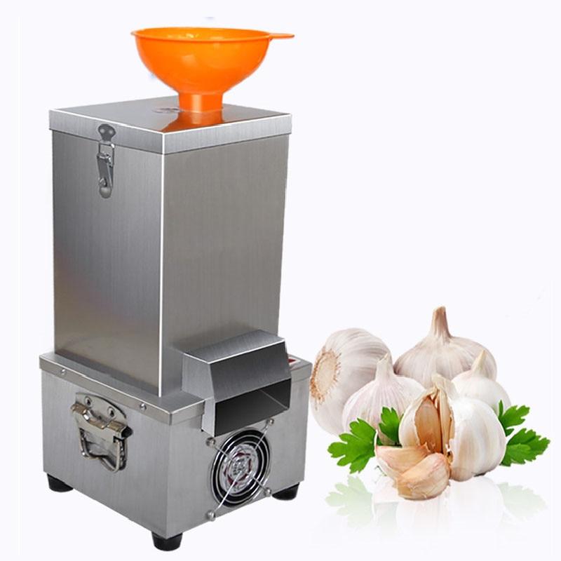 BEIJAMEI 2018 New arrival 24kg/h Stainless steel 180w commercial garlic peeling machine electric garlic peeler price цена 2017