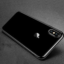 Ultra Thin Soft transparent TPU Case For Apple iPhone X 8 8 Plus 7