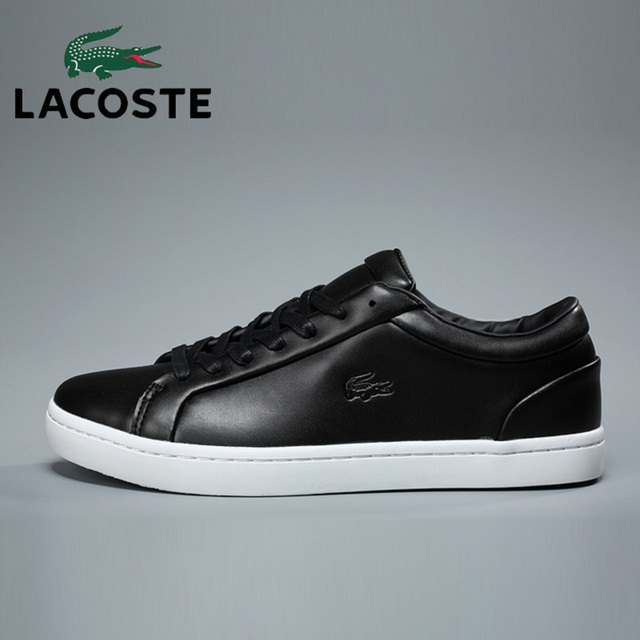 27e9d2a95 2019 Lacoste Men Outdoor Sneakers Lightweight Sport Shoes Breathable  Comfortable Men Trainers Running Shoes