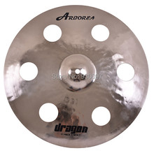 Hot selling A3 series 16''Effect Cymbal for sale ghost series 16 crash cymbal