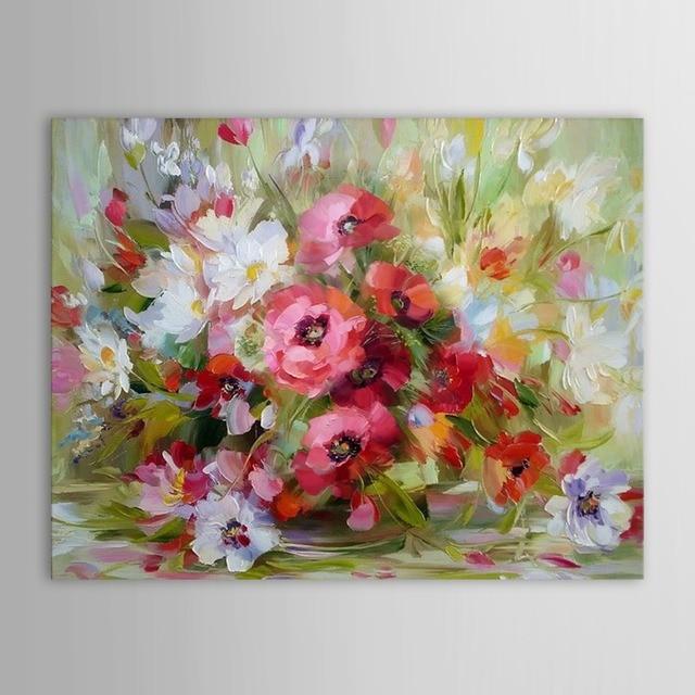 Molto fiori in pittura an74 pineglen for Fiori ad olio
