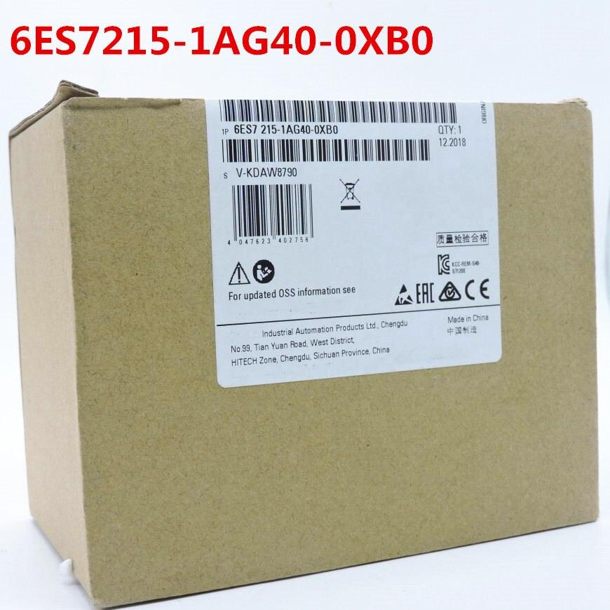 100%  Originla New  2 years warranty    6ES7215-1AG40-0XB0100%  Originla New  2 years warranty    6ES7215-1AG40-0XB0