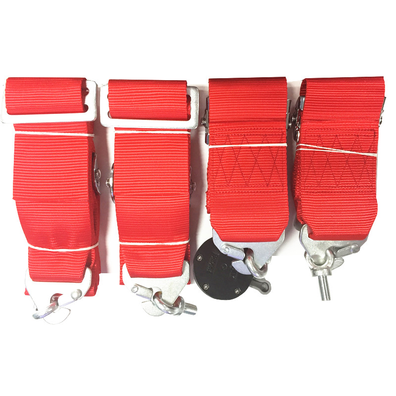 hot sale 2 sets New 3 4 Point Racing Seat Belt with FIA Approved Expiry 2020