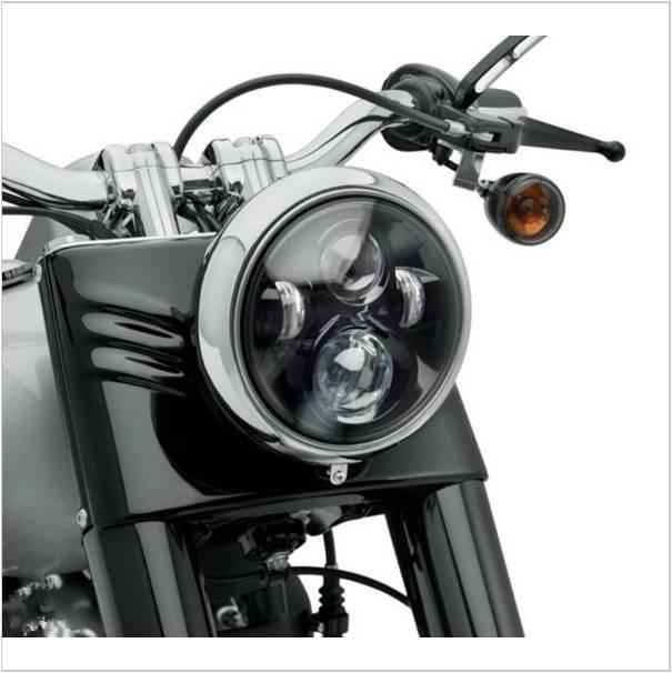 2pcs / σετ 7 ιντσών LED προβολέα και 7 - Φώτα αυτοκινήτων - Φωτογραφία 6