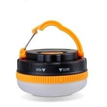 ABS + PC Магнит на Автомобиле Ультра Яркий Легкий Кемпинг Свет Для Туризм Отдых Чрезвычайных Переносной Ночного использования Водонепроницаемый