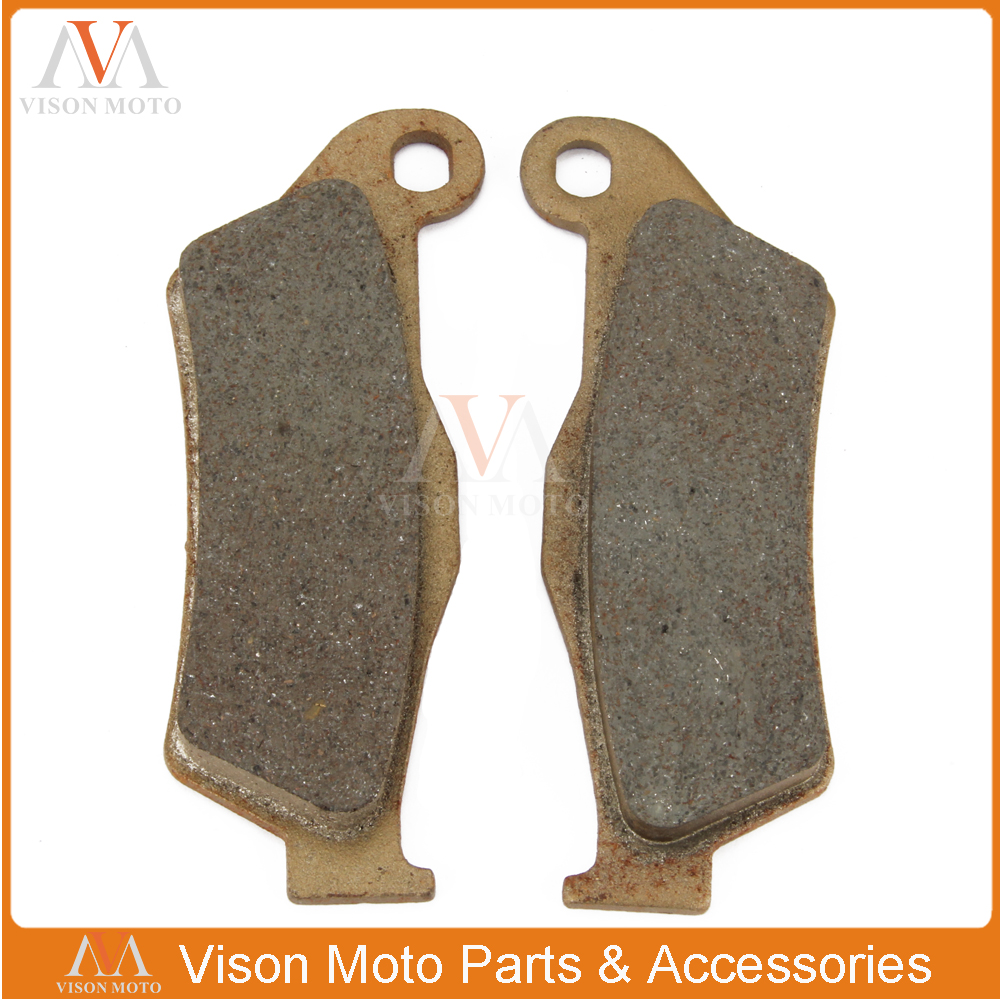Motorcycle Rear Caliper Brake Pads For BMW R850C R 850 1100 <font><b>1150</b></font> 1200 <font><b>GS</b></font> R RT R1100S S1000RR HP2 R1200S R1200GS R1200RT R1200ST image