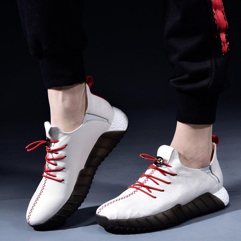 Tênis Qualidade Chaussure Black Aumenta Dos reded Presto Outono white De Masculinos Genuíno Alta Primavera Homens Femme Ultras Sapatos V2 Couro Cesta Formadores wIqOgx5XH