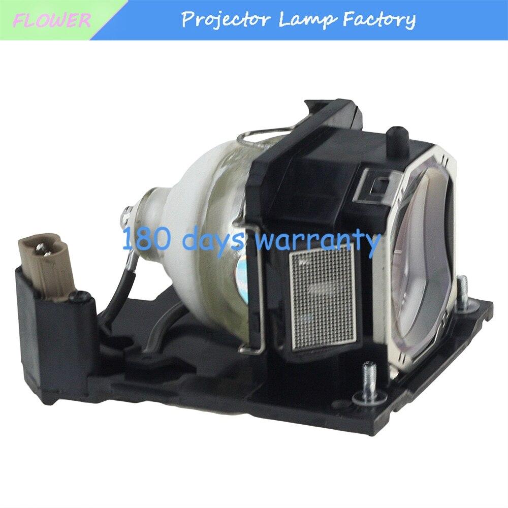 מחשבי כף יד   GPS מחירי מפעל 78-6972-0024-0 / DT01145 מנורת מקרן באיכות גבוהה עם דיור עבור Hitachi 3M X21 / X26 (4)