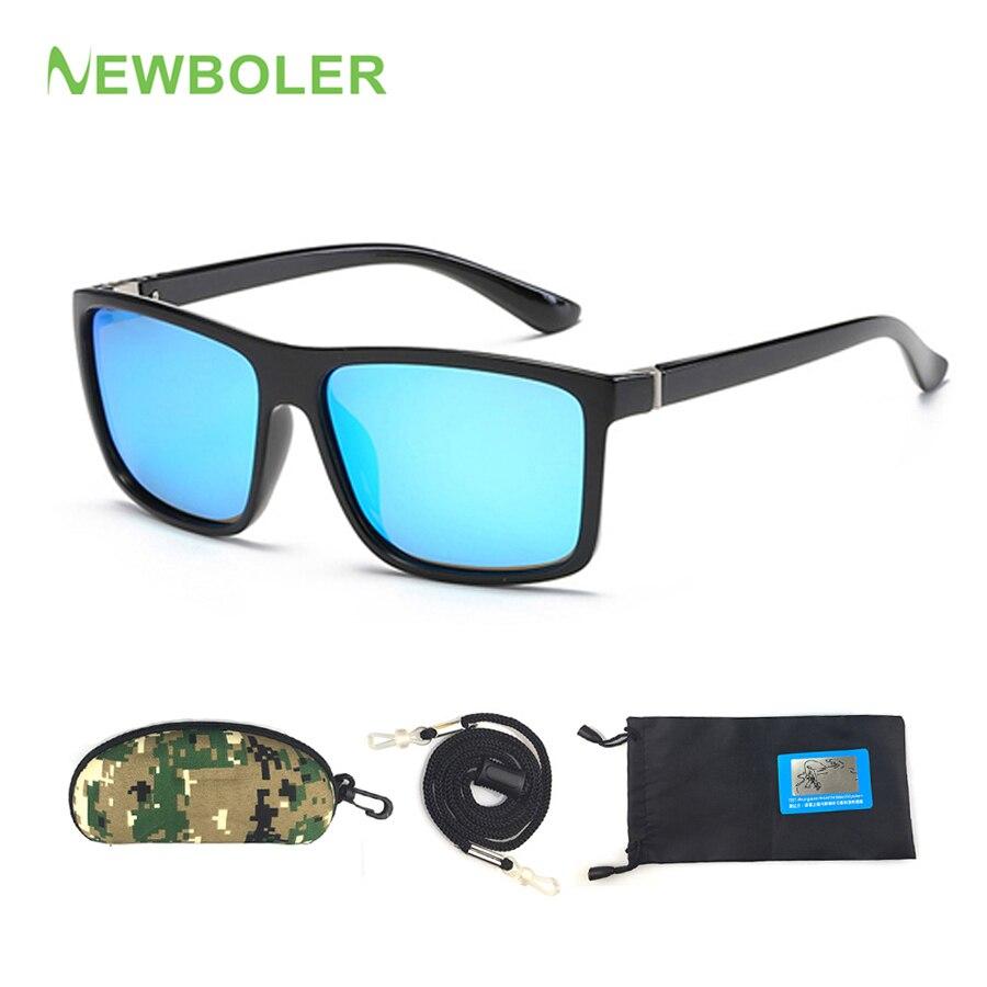 百思买 ) }}NEWBOLER 2018 Polarized Sunglasses Ultri-light Fishing Eyewear For Man Women Outdoor Sport