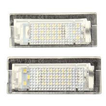 1 пара светодио дный поворотника номерной знак лампа для BMW E39 5D 5-дверный универсал Touring ошибок