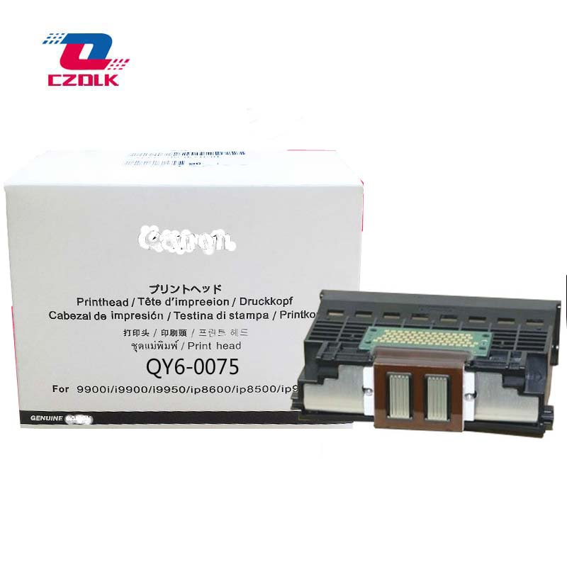 Original QY6-0075 printhead for Canon iP5300 MP810 iP4500 MP610 MX850 Printer Head