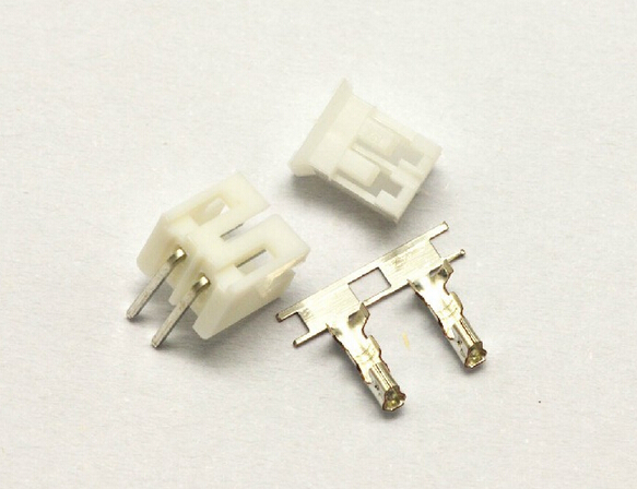 JST PH 2.0 2-Pin Connector plug Male and Female with Crimps x 20 Sets jst xh2 54 2 3 4 5 6 78 9 10 pin connector plug male female crimps x 50sets