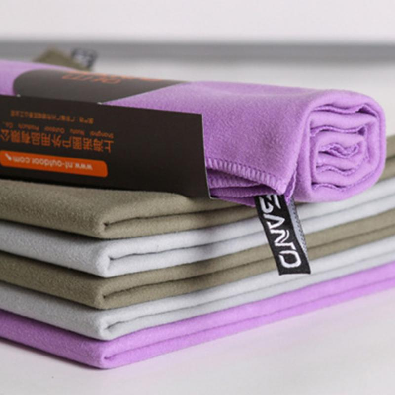 Quick Drying Microfibre Towel For Beach Travel Swimming Gym And Sports