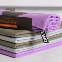 Быстросохнущее полотенце из микрофибры для пляжа, путешествий, плавания, спортзала и спорта