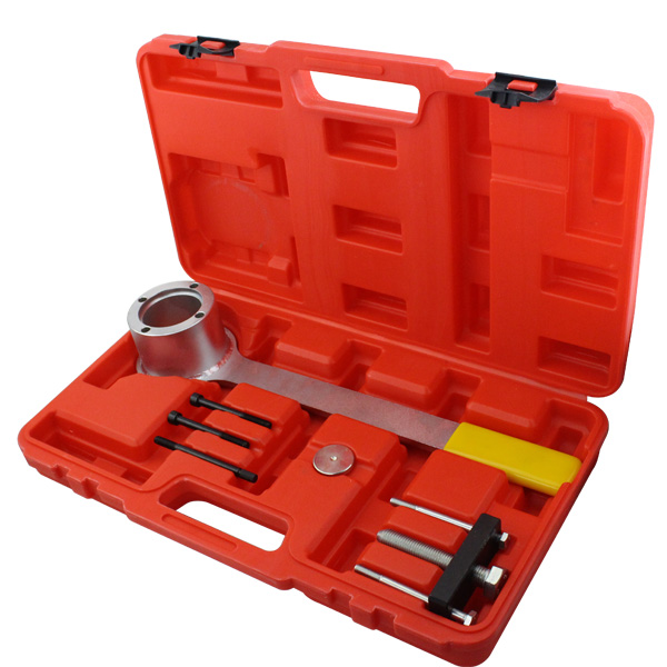 Crank Pulley Tool Set Crank Anti Rotation Locking Tool for Jaguar, Land Rover free shipping light weight crank pulley new for nissan skyline gtr bnr32 rb26 dett rb20 rb25 underdrive crank pulley yc100829