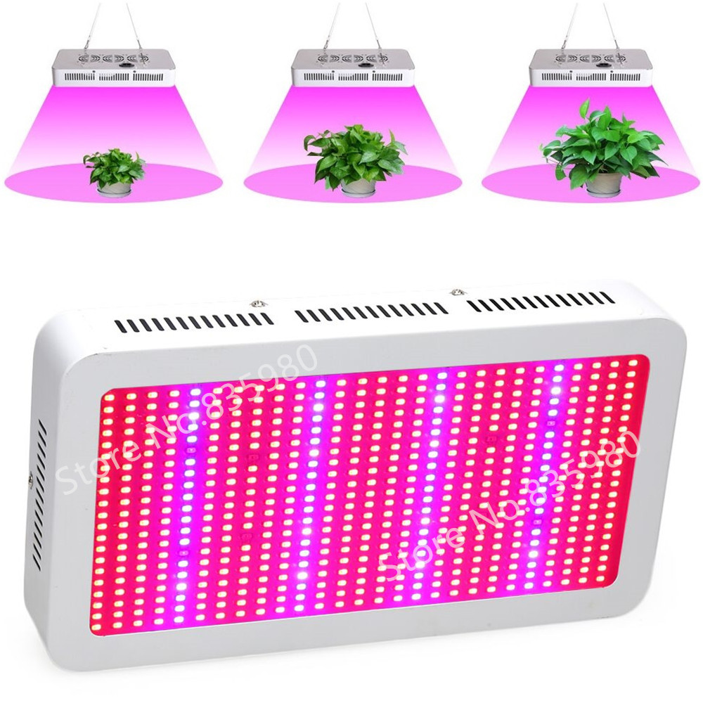Full Spectrum 600W LED Grow Light Red/Blue/White/UV/IR AC85~265V SMD5730 Led Plant Lamp Best For Growing and Flowering Wholesale full spectrum 1600w led grow light red blue white warm uv ir ac85 265v smd5730 plant lamp for indoor plant growing and flowering