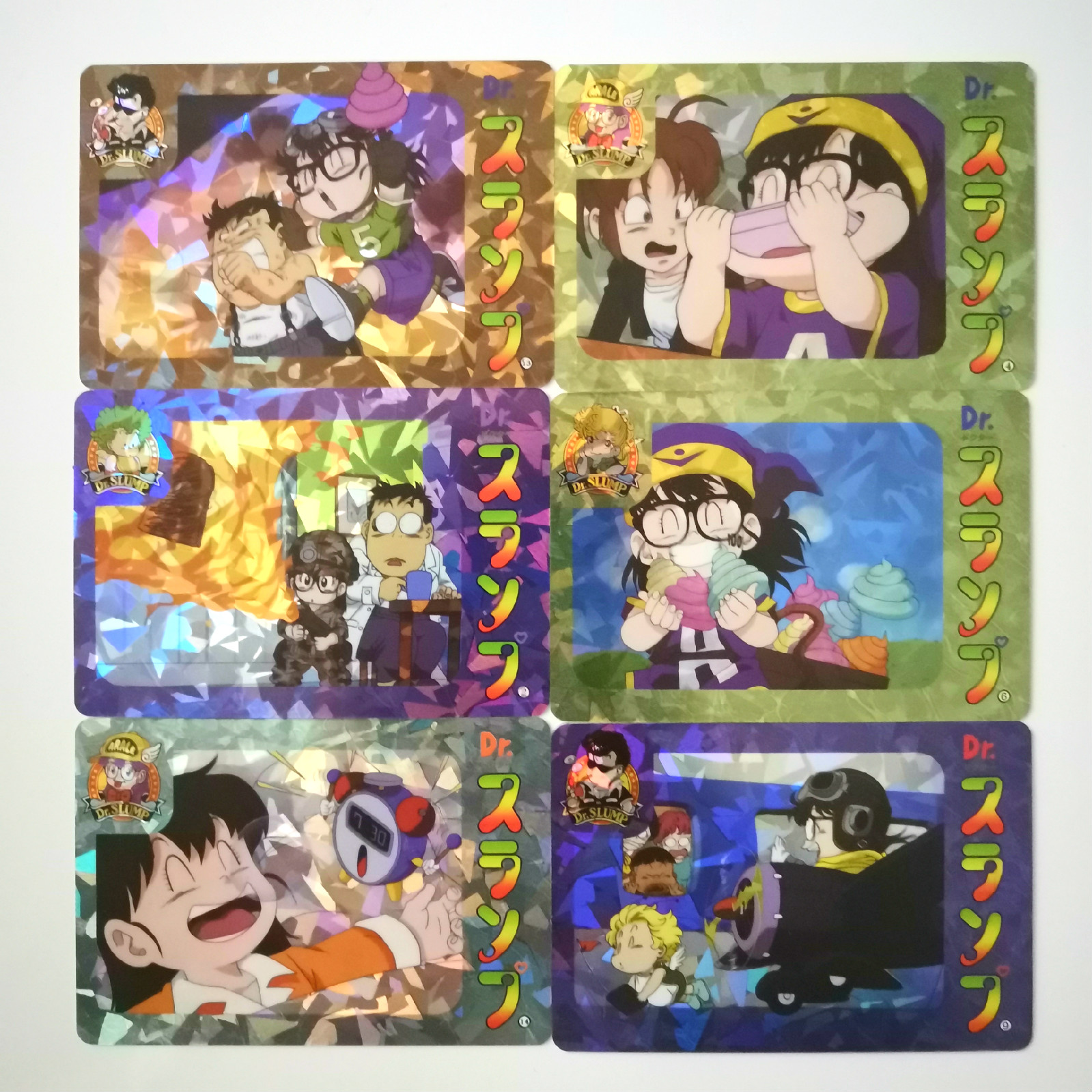 30pcs/set Arale Drama Card Season 1 Sets Heroes Battle Card Collection Anime Cards