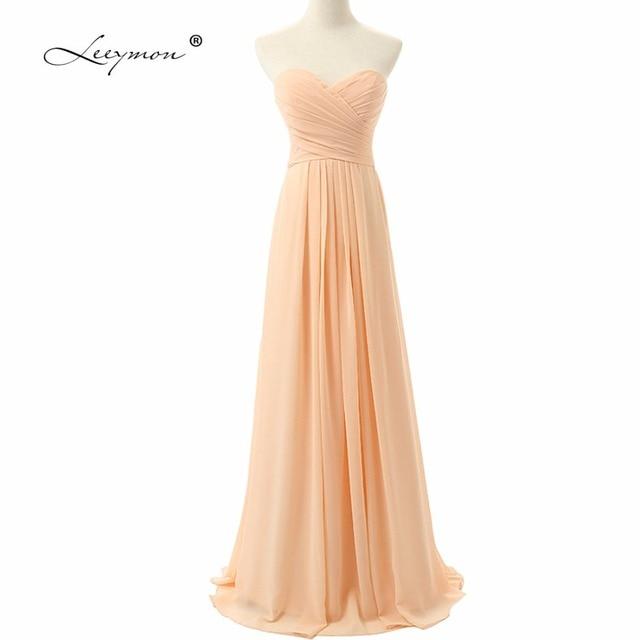 Sweetheart Pleated Chiffon Dress