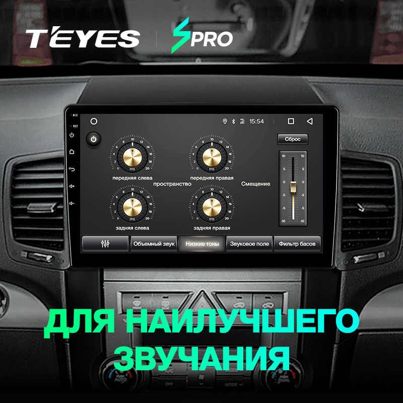 TEYES SPRO 車ラジオマルチメディアビデオプレーヤーナビゲーション GPS アンドロイド 8.1 起亜ソレント 2 XM セダン DVD 2009 2010 2011 2012