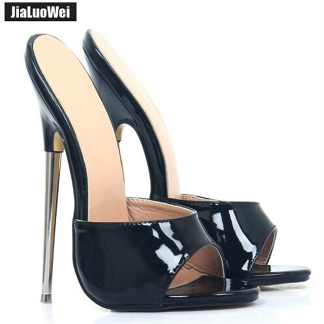 Have hit fetish ultra high heels that necessary