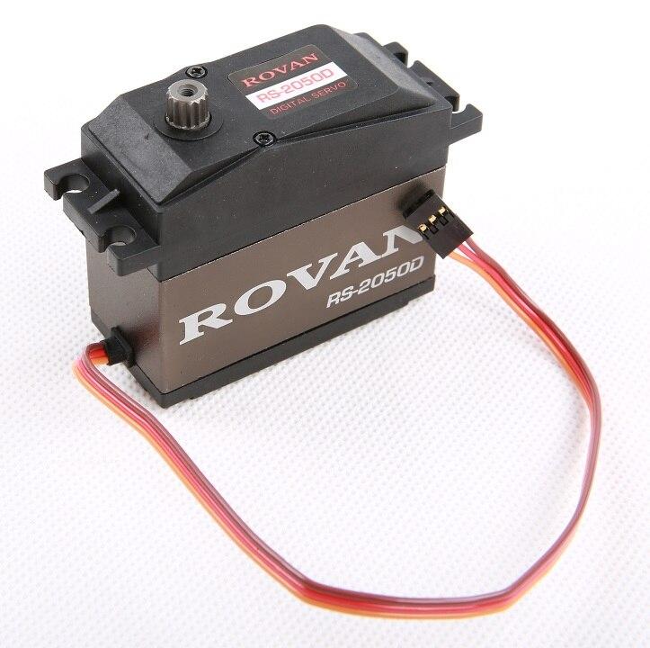 ФОТО 50KG Digital steering gear 7.4V High pressure Servo Suited with SAVOX gear