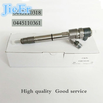 Defute Asli Merek 0445110318 Common Rail Injector Perakitan