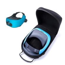 New Portable EVA Hard Carry Case For HTC Vive Focus Plus VR Glasses Travel Bag Protect Cover Storage Box все цены
