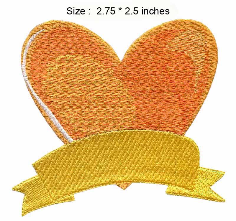 US $11 04 20% OFF|Ribbon abd heart 2 75