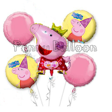 popular pig balloons buy cheap pig balloons lots from china pig