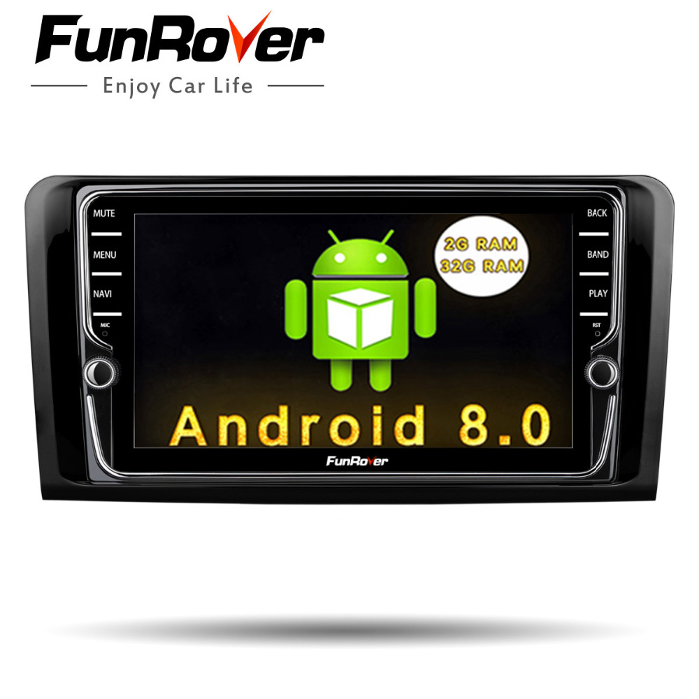 Funrover IPS Android 8.0 2din Car Dvd Multimedia Player For Mercedes Benz ML W164 GL X164 ML350 ML320 ML280 GL350 GL450 GPS 2G