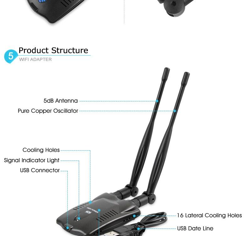 USB avasse käiv WiFi ulatuse laiendaja