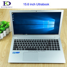 Big price notebook Type-C,SD Card  ,15.6 inch i7 6500U  Dedicated laptop  2.5GHz 4 MB Cache Dual core Intel HDMI Win10 F156