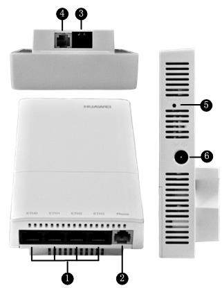 Huawei AP2030DN panel type wireless access point AP POE power supply Built  in antenna-in Wired Routers from Computer & Office on Aliexpress com |