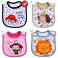 Retail Newborn Wear Burp Cloths cotton waterproof 20 section Pattern Optional Infant Saliva Towels 0-3 years baby bibs bib