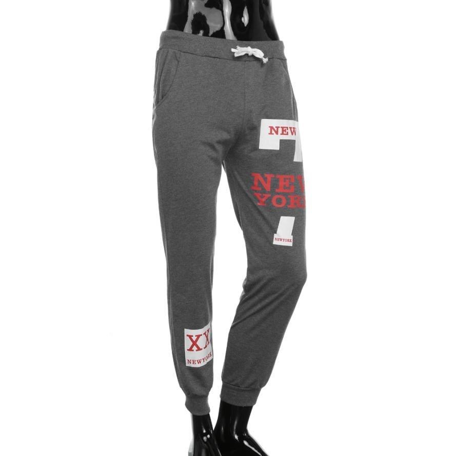 df28acafc CHAMSGEND 2018 Moda Hombre Pantalones Hombres pantalones Pantalones  Sportwear Pantalones de siete pies Pantalones casuales Pantalones de  chándal ...