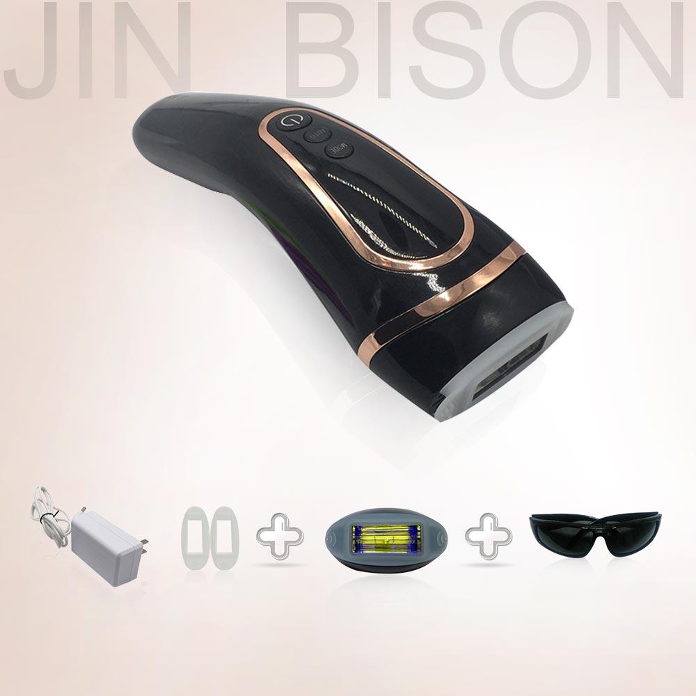 2018 Professionale Permanente Elettrolisi Portatile di Rimozione Commerciale 808nm Diodo Laser IPL Macchina di Rimozione Dei Capelli Con Display LCD