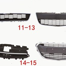 2011 chevy aveo front bumper