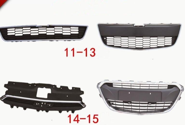 1Pcs Front Left Side Bumper Bracket For Chevrolet Cruze 2009-2014