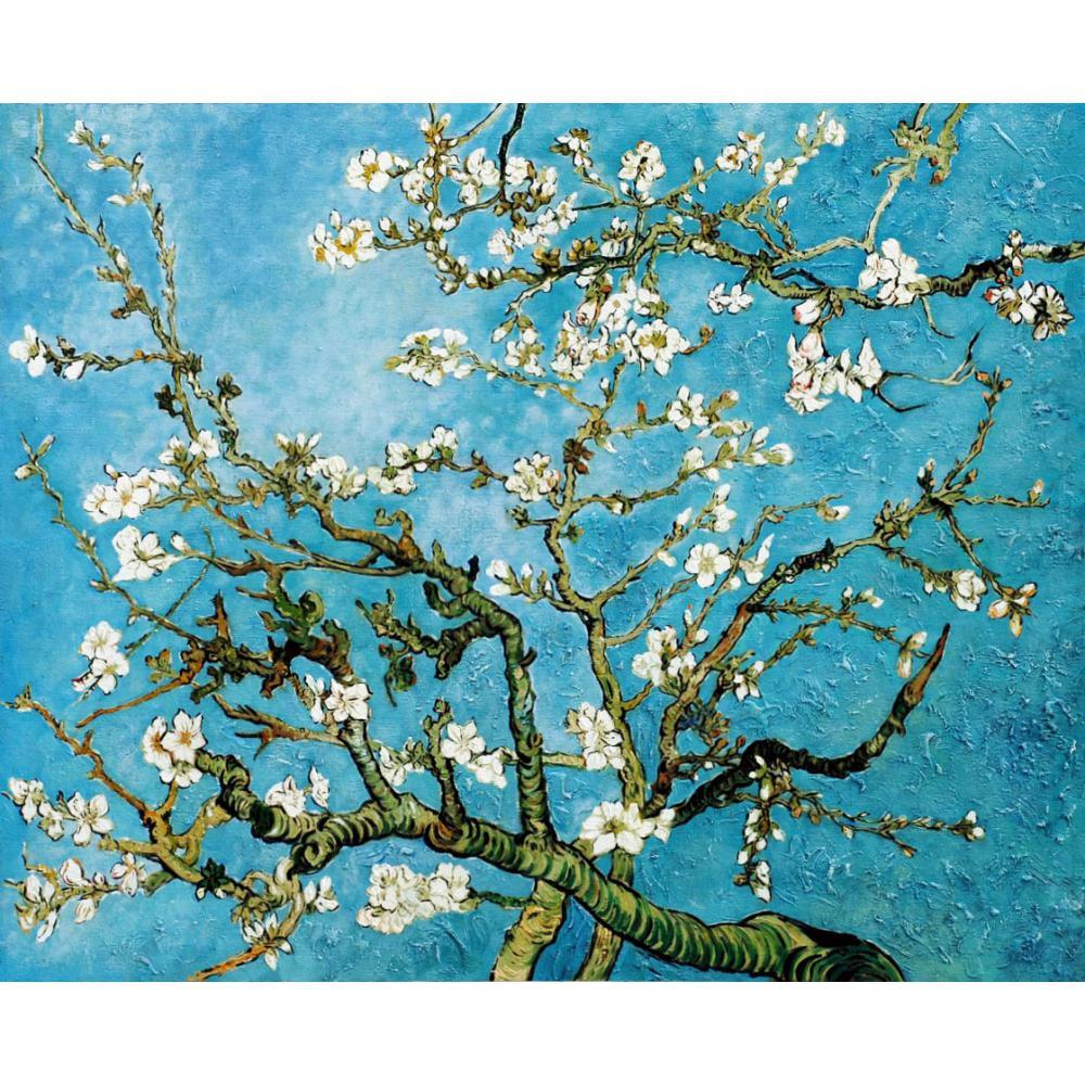 Classic Vincent Van Gogh Canvas Oil Painting Landscape