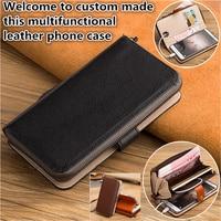 SS09 натуральная кожа многофункциональный бумажник телефон сумка с подставкой для Asus Zenfone Max Pro M1 ZB602KL чехол для телефона