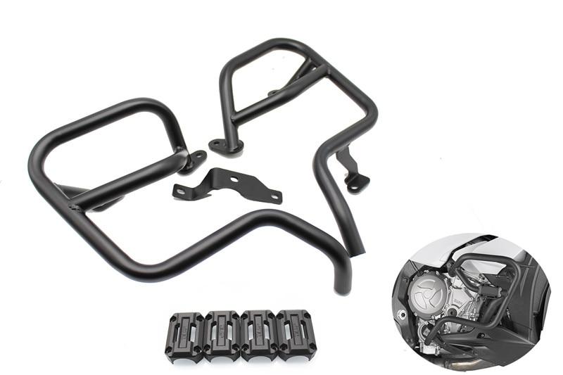 Motorcycle Crash Bar Frame Engine Protection Guard Bumper For BMW S1000XR 2015 2016