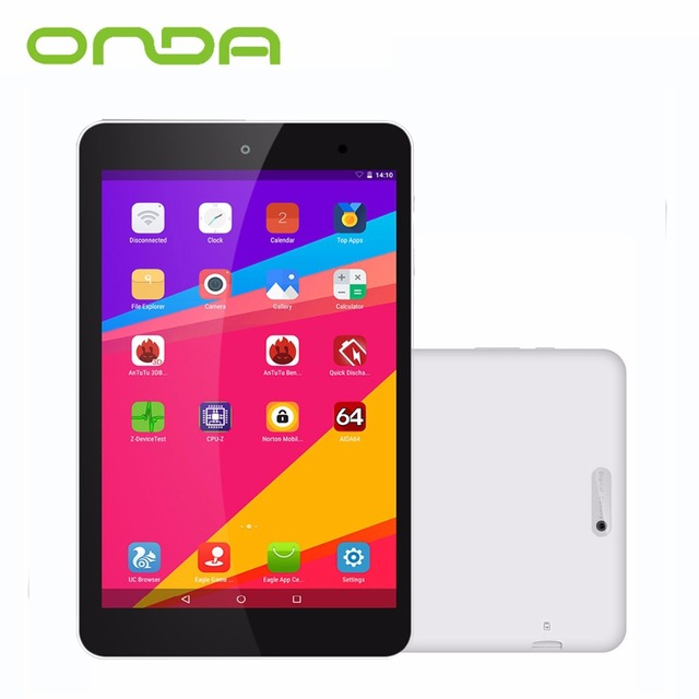 "Onda V80 SE 8"" Android 5.1 Tablets 1920 *1200 8inch IPS Screen AllWinner A64 2GB RAM 32GB ROM Tablet PC Bluetooth Android Tablet"