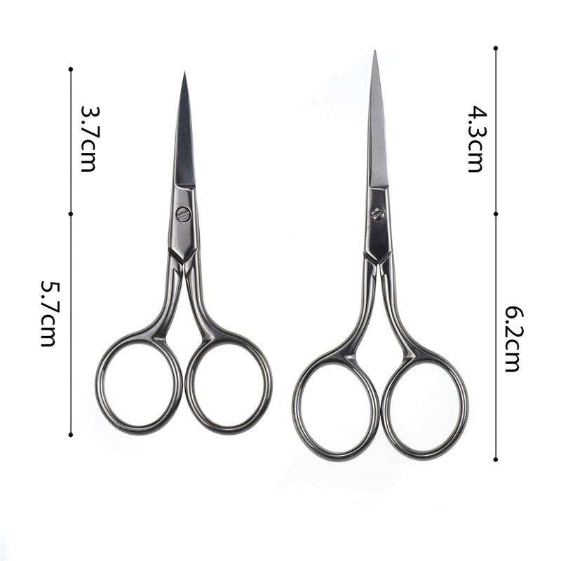Small Cross Stitch Scissors Silver Color Embroidery Sewing Scissors Women Tailors Handcraft Scissors DIY Tool Accessories SC018 in Sewing Tools Accessory from Home Garden