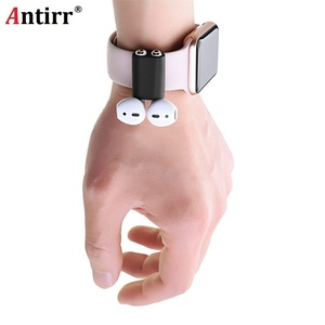 Silicone Anti-lost Holder for