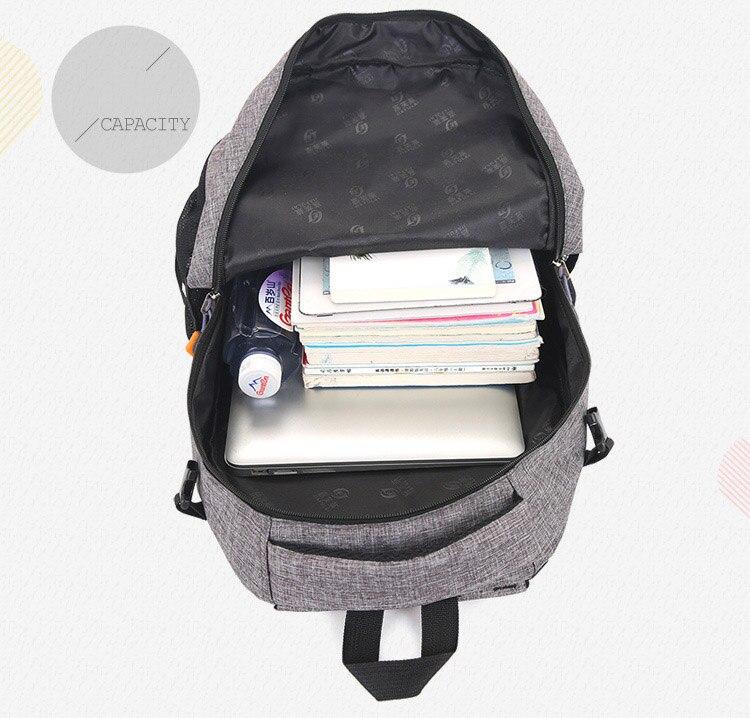 viagem mochilas moda designer estudante bolsa para