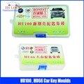 HU100 & Perfil de moldes para moldagem de chave Chave Do Carro chave do carro HU66 serralheiro ferramentas de Modelagem