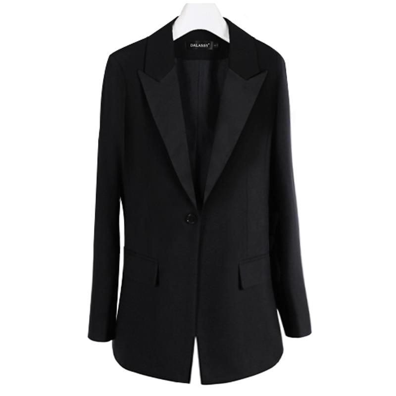 Costume Kelly Femme Shirt Noir Pour Slim De Manteau Veste Un Mode Sac Bouton Femmes Décontracté 2019 gcqwpY5Rw