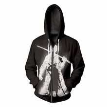 Fans Wear Hoodie 3d Printed One Piece Roronoa Zoro Cosplay Hooded Sweatshirts Men Monkey D. Luffy Sweatshirt