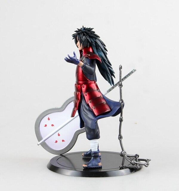 Naruto Action Figure Uchiha Madara Figure Toy